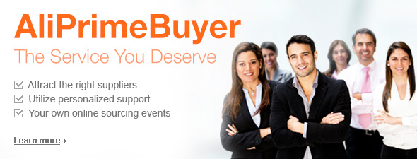 AliPrimeBuyer: Priority and Personalized Service You Deserve.